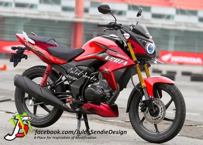 Honda Verza title=