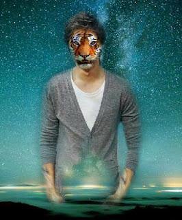 Tutorial Photoshop - membuat manusia Harimau