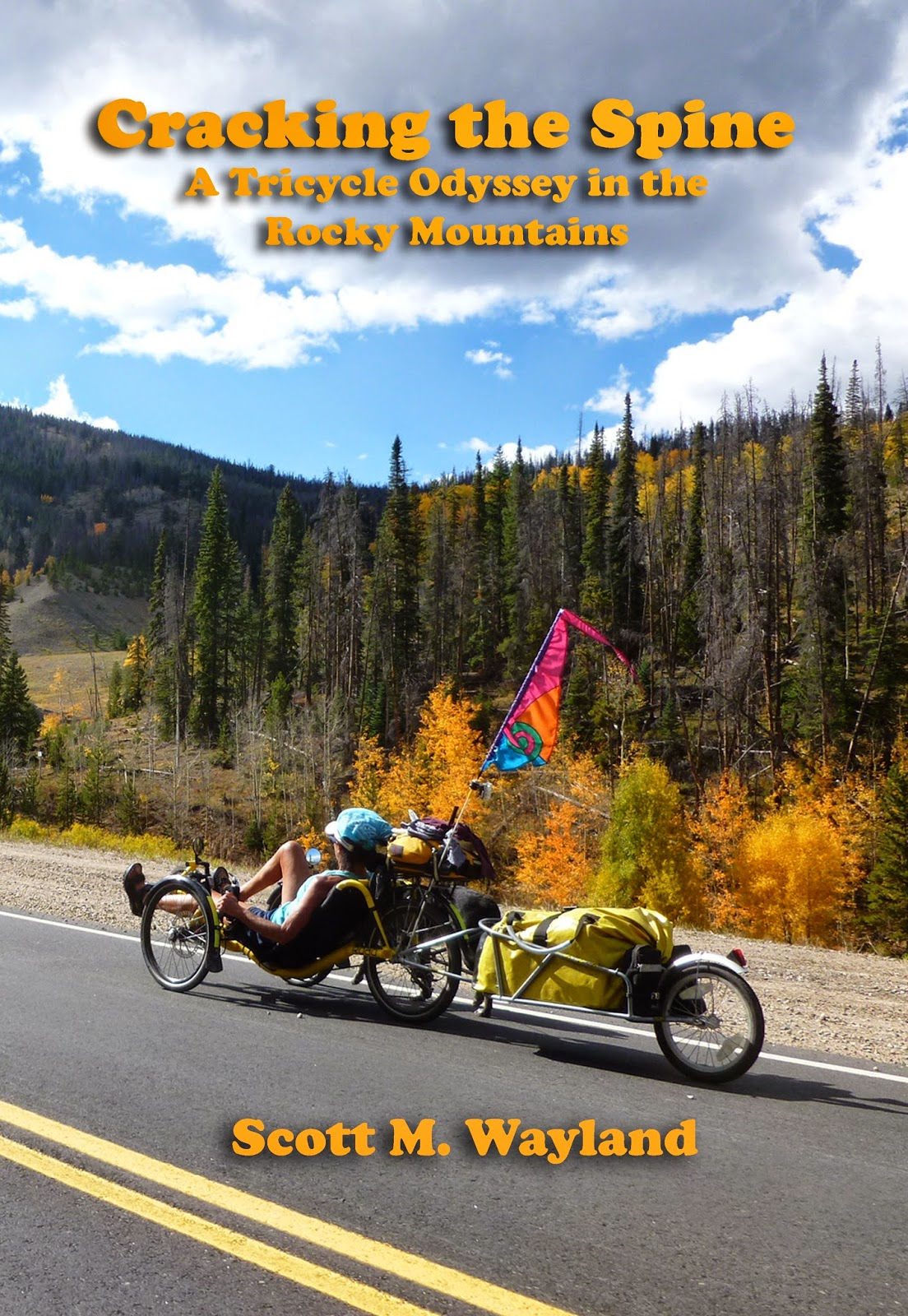 http://www.amazon.com/Cracking-Spine-Tricycle-Odyssey-Mountains-ebook/dp/B00LBCHGTO/ref=sr_1_1?s=digital-text&ie=UTF8&qid=1405429131&sr=1-1&keywords=cracking+the+spine