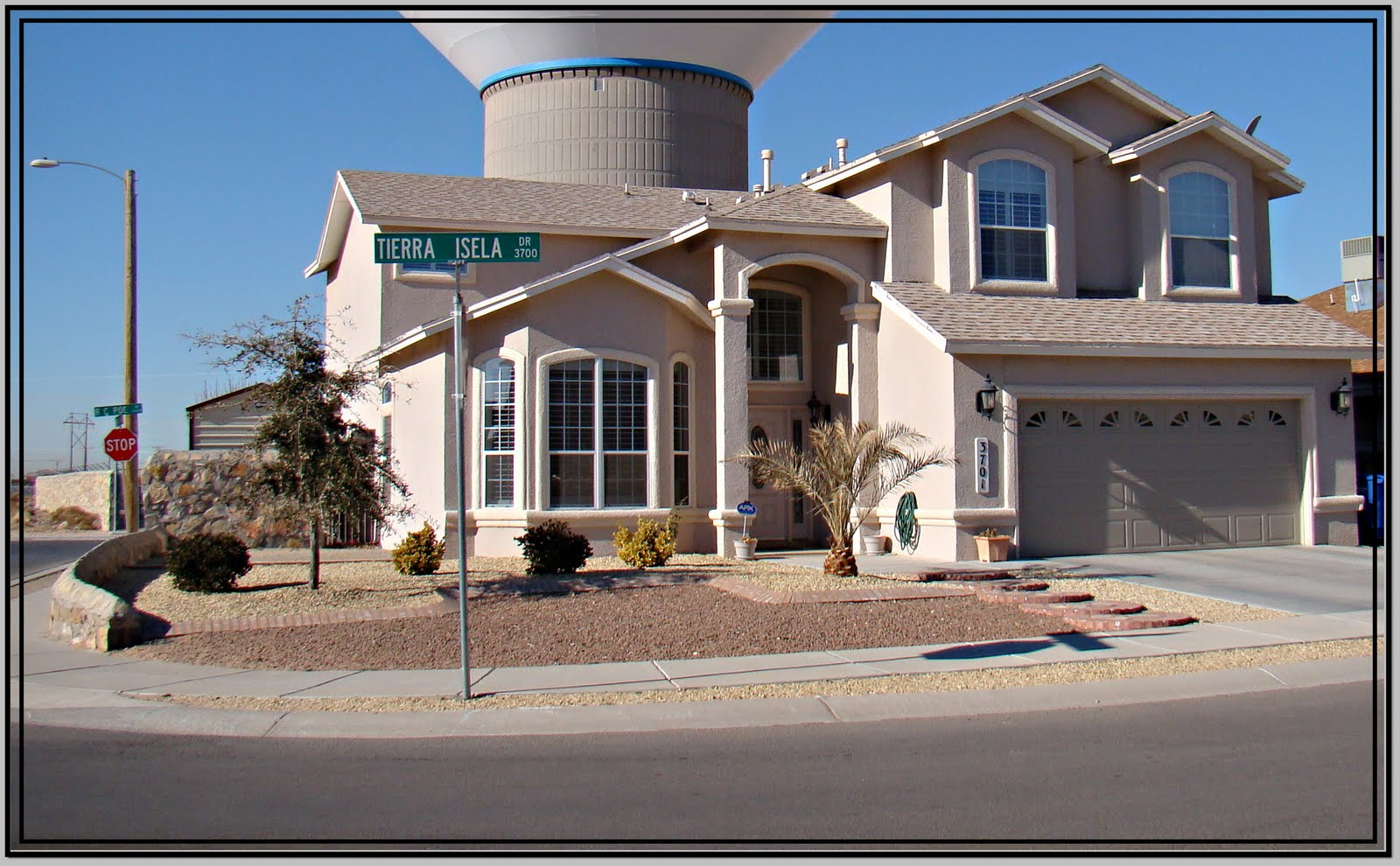 El paso homes 3701 tierra isela el paso tx 79938 eastside for Homes in el paso tx