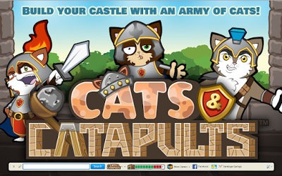 Download Game Cats and Catapults Untuk PC/Laptop