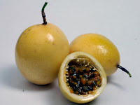 Yellow Passion Fruit Pictures