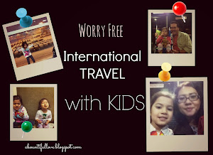 Worry Free International Travel with Kids