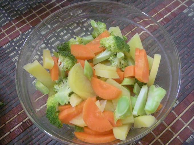 Lunch arini
