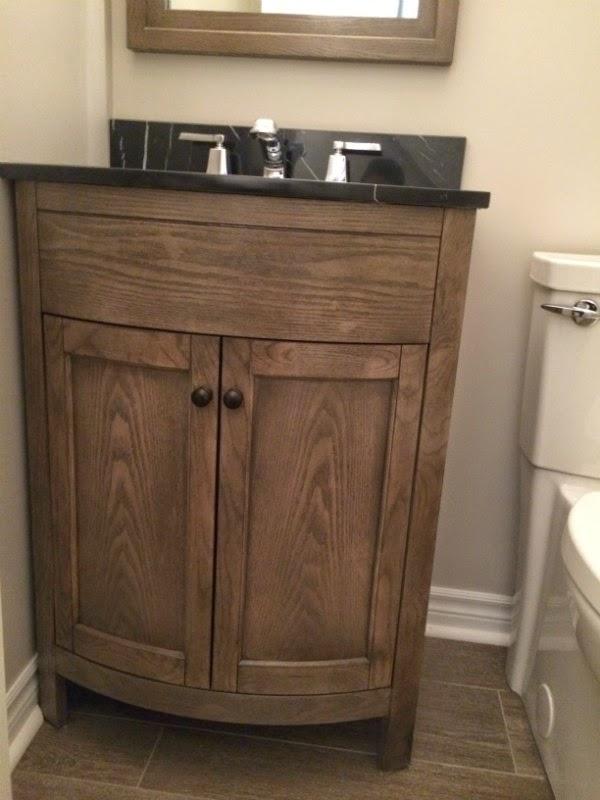 Toronto Bathroom Vanity Reno
