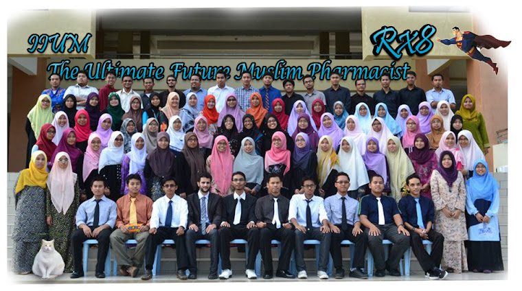 IIUM Rx8th: The Ultimate Future Pharmacists