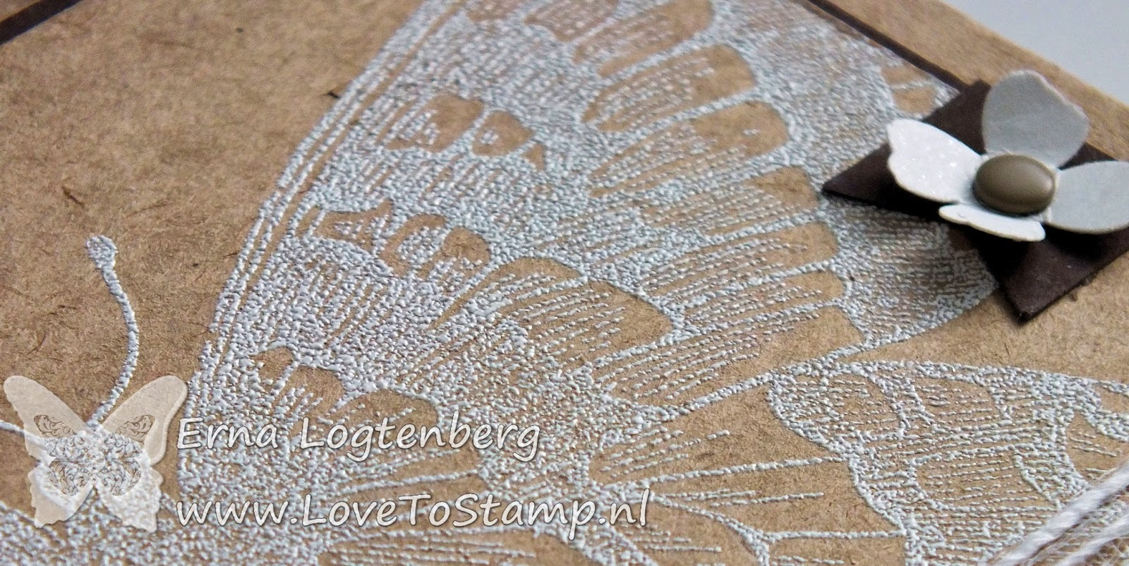 stampin up lovetostamp something to say swallowtail kraft