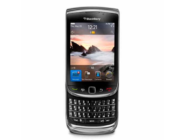 BlackBerry - Torch - 9800