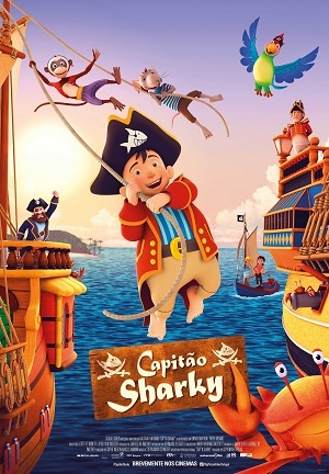 Baixar Capitão Sharky Torrent Download