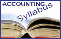 Accounting Syllabus