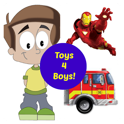 toys, gifts for boys