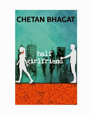Paytm: Half Girlfriend Paperpack at Rs.84 only after cashback : Buy To Earn