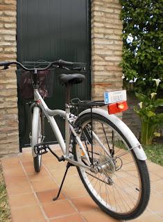 bicycle, sevilla