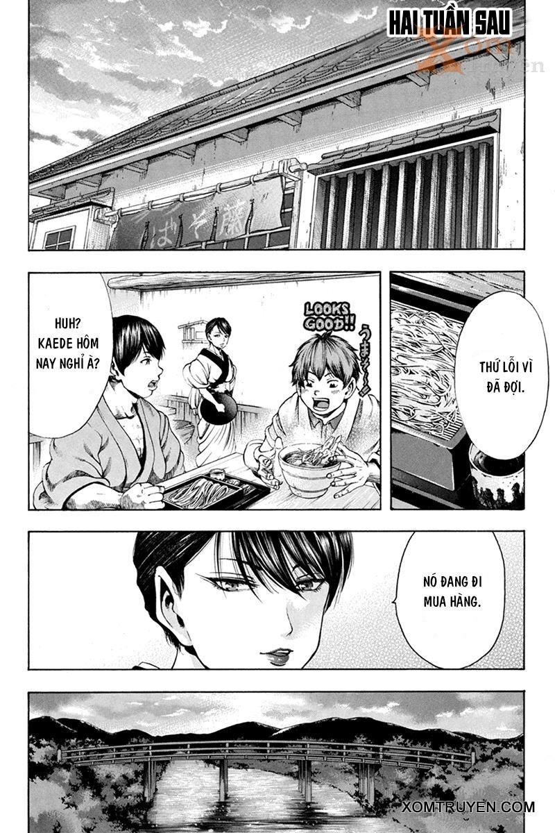 Yukikaze Chap 43 - Trang 20