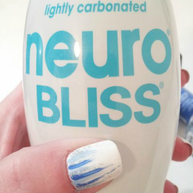 Neuro Bliss Waterfall Nails