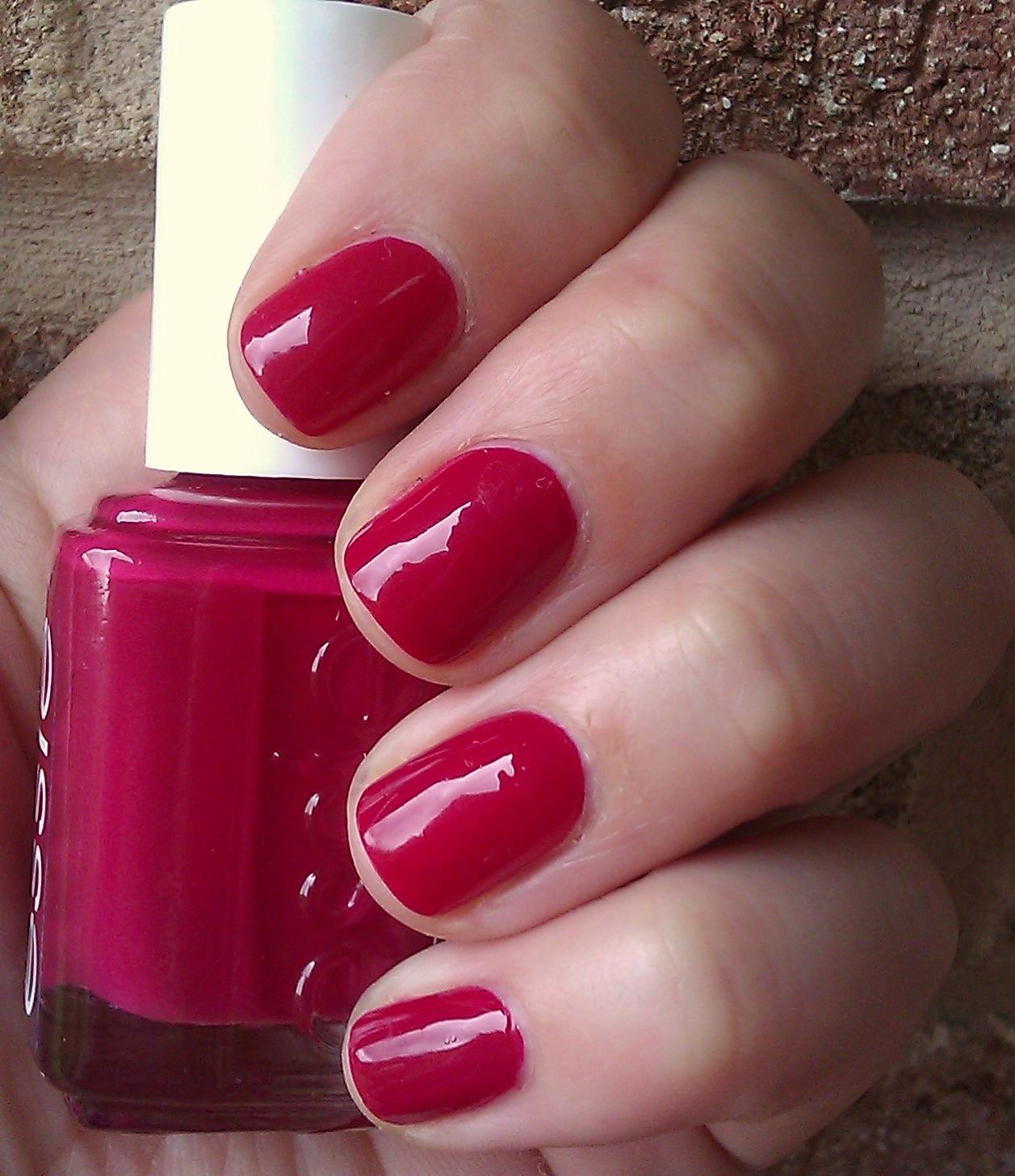 Polish or Perish: New Signature - Essie Plumberry