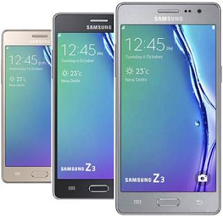 Harga Samsung Z3 terbaru