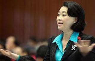 Bà Đặng Thị Hoàng Yến.