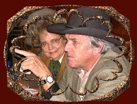 devotional author Janet Chester Bly and western author Stephen Bly
