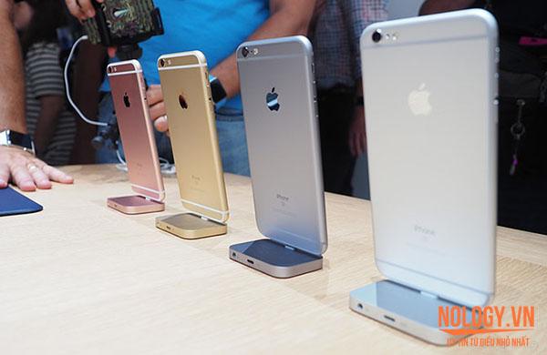 Điểm những tính năng mới trên Iphone 6s xách tay