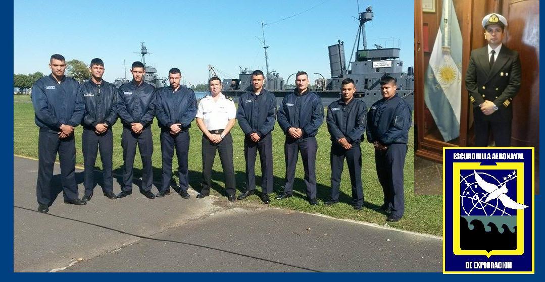 Misión Naval Argentina de Instrucción en la República del Paraguay