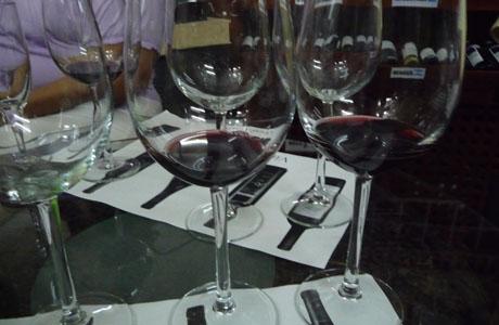 Tips de viajero blog de viajes en familia cata en vinos for Jardin secreto wine