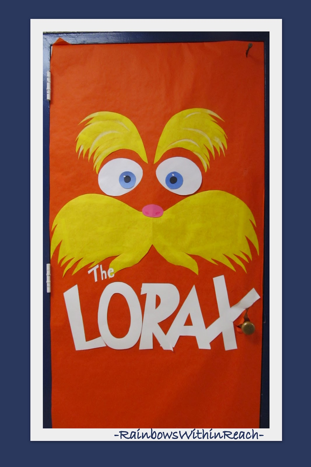 Lorax Classroom Decor ~ Rainbowswithinreach spot
