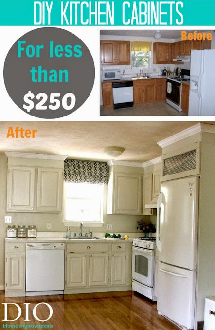 Ladies who do lunch in kuwait amazing new diy kitchen for Kitchen cabinets 4 less