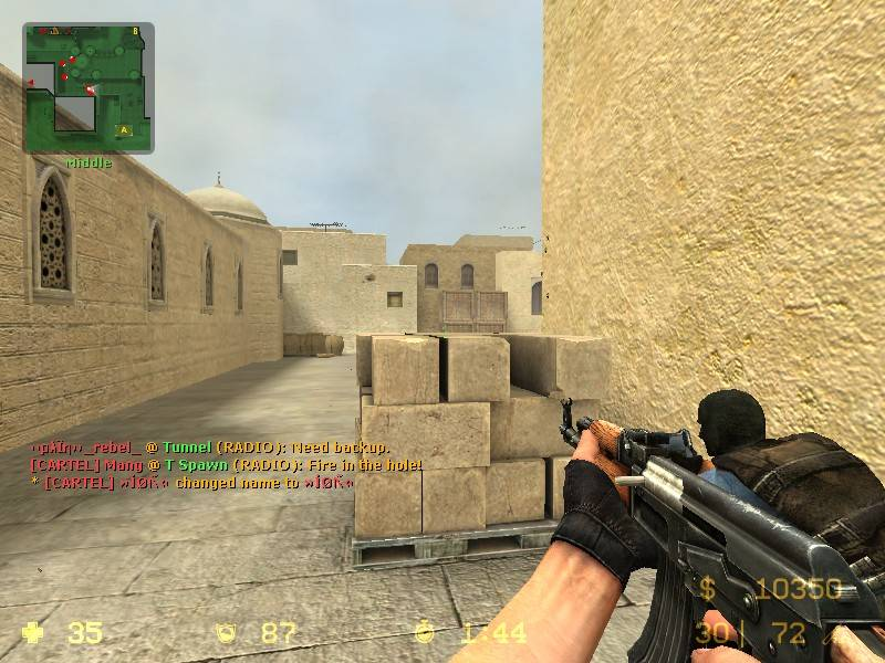 Скачать Counter-Strike 1.6 Patch Full v27, Патчи для cs 1.6, Контр-Стра