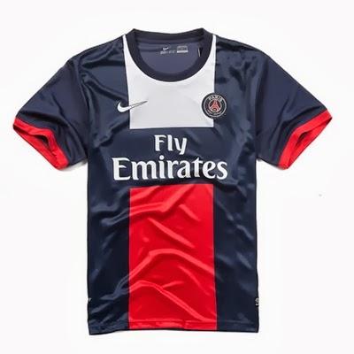 camisetas de futbol Paris Saint Germain en venta