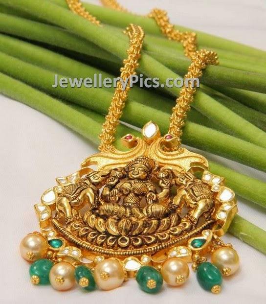 Divine Lakshmi devi pendent