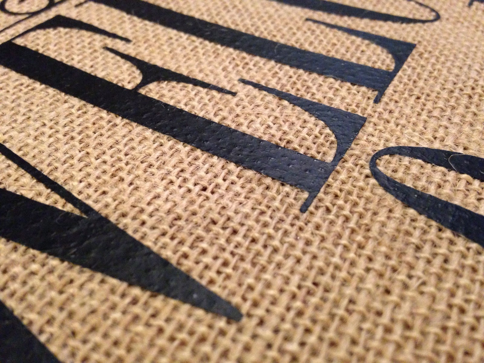 Htv On Burlap Tutorial The Easiest Way Do It And A