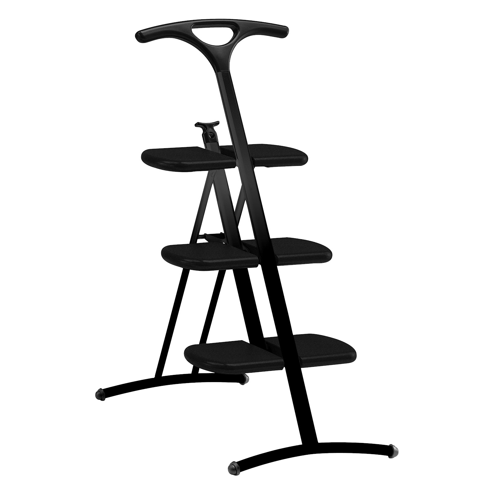 Ultraslim 3 Step Folding Step Ladder