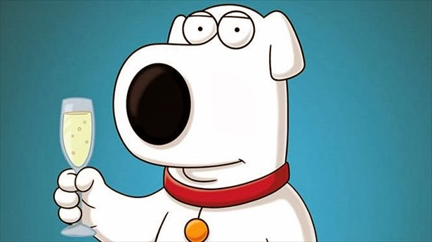 "Brian The Dog Of ""Family Guy"" Dies + Fans Protest His Death, They Want Him Back."