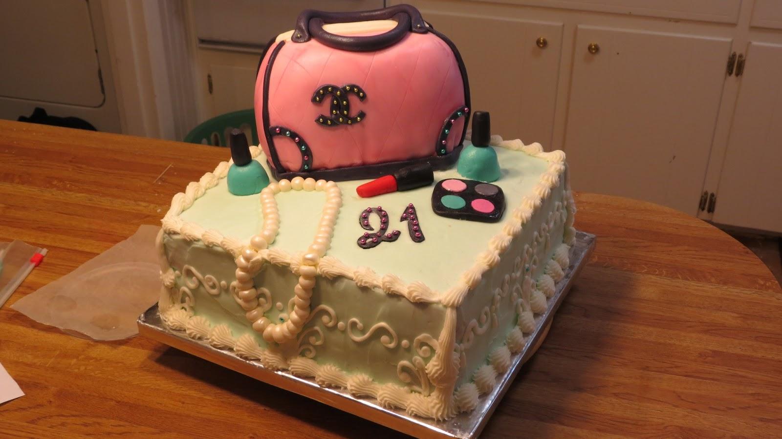 Birthday Cake Ideas Her : Rainy Days Corner