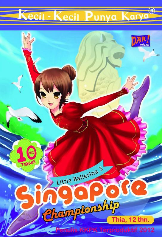 Thiamisu: KKPK Little Ballerina 3 Singapore Championship