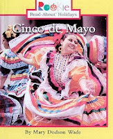 bookcover of CINCO DE MAYO by  Mary Dodson Wade