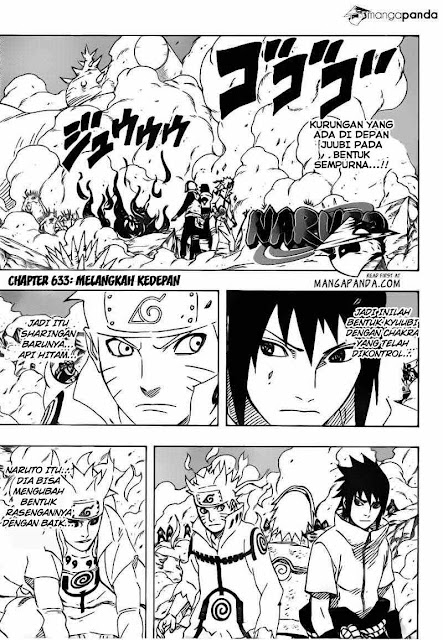 "Download Komik Naruto Chapter 633 ""Melangkah ke Depan"" Bahasa Indonesia"