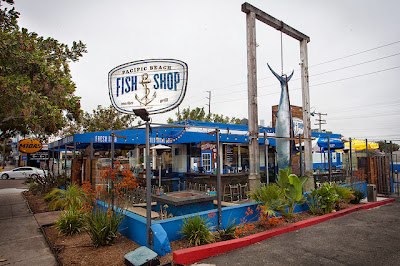 Sandiegoville dock up to pacific beach fish shop for some for Fish store san francisco