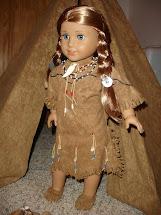 Native American Girl Dress