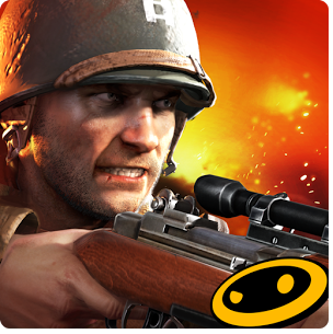 Frontline Commando:WW2 v1.0.2 Mod