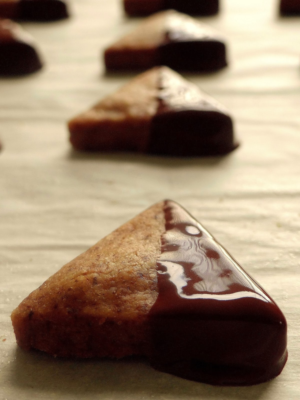 Turkish Coffee Shortbread Recipe — Dishmaps