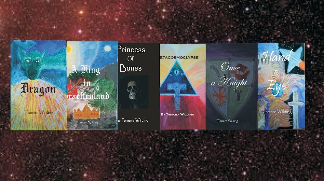 Dark Fantasy Novels