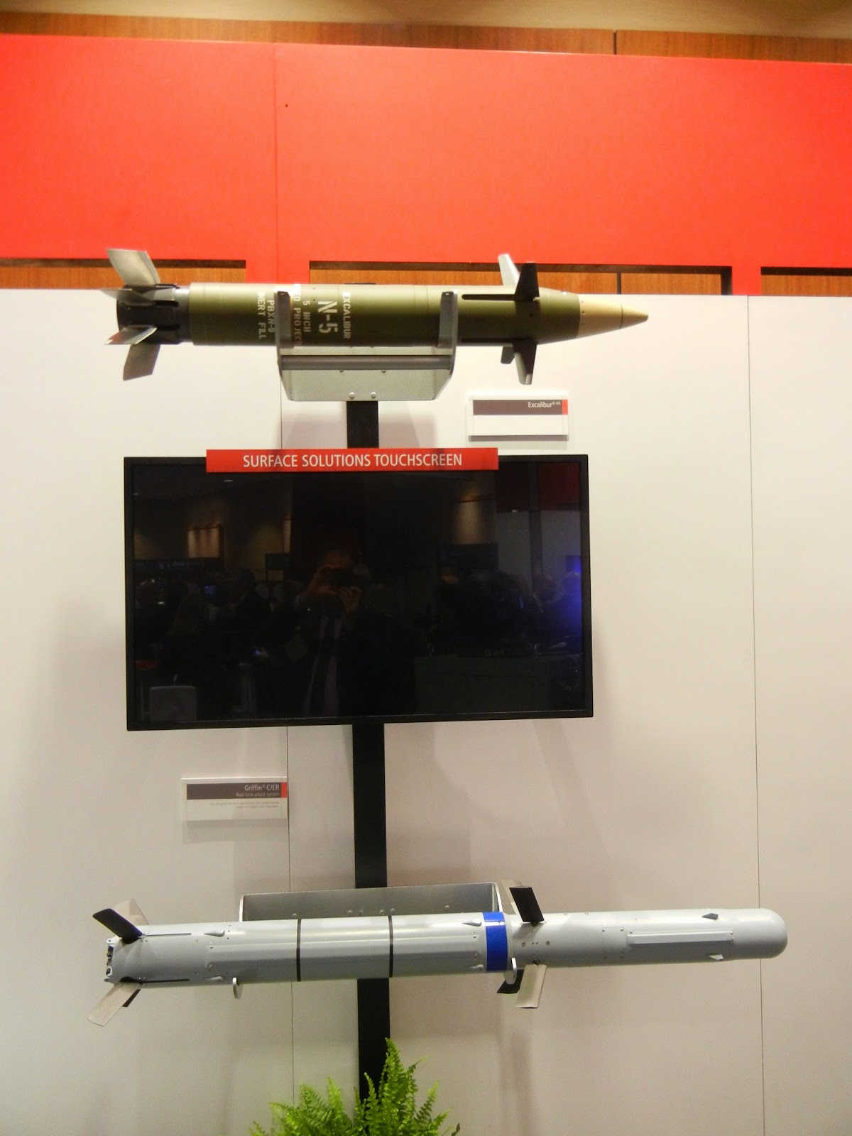 MILITARY TECHNOLOGY: Surface Navy 2015: Raytheon's ...