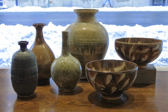 Sara Japanese Pottery New Arrivals Vases By Stephen Rodriguez