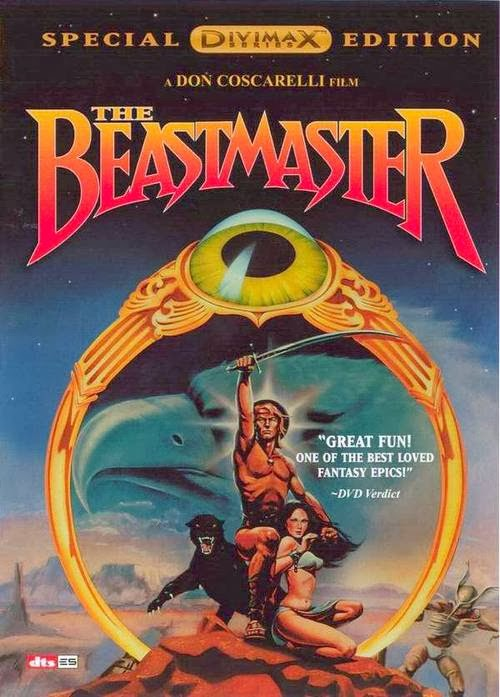 The Beastmaster 1982