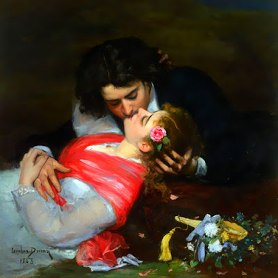 El bes (Carolus-Duran)