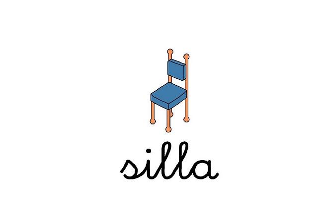 Imagenes de palabras para imprimir for Sillas para imprimir