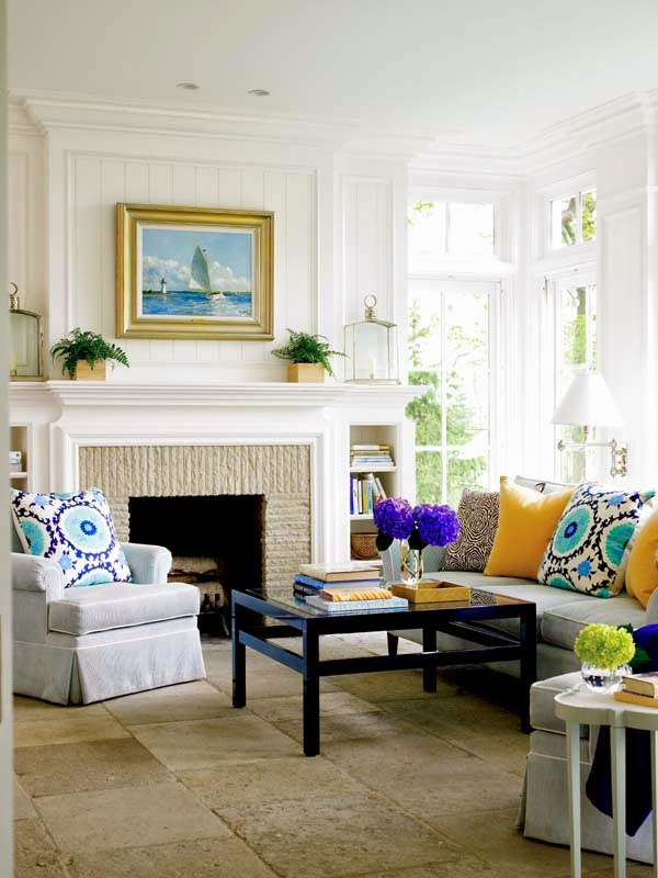 Latest trends  AMERICAN STYLE IN INTERIOR