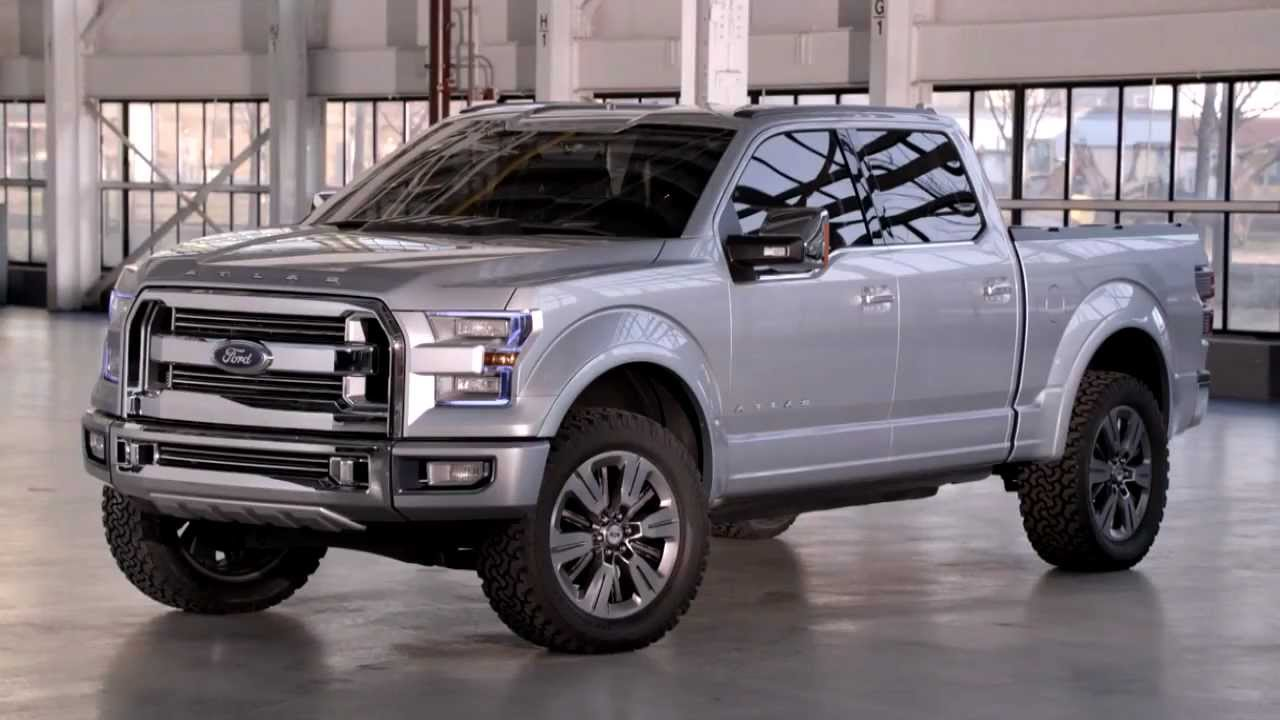 2020 Ford Trucks Images & Pictures - Becuo